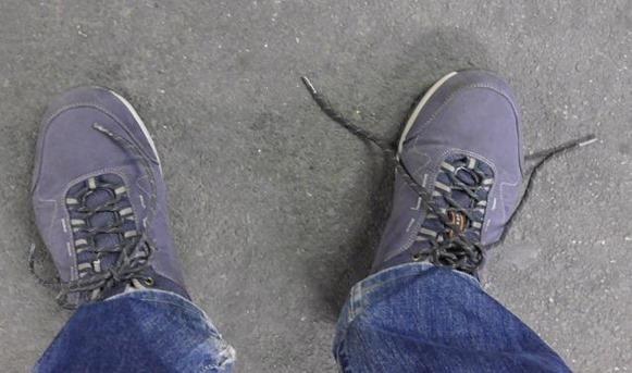 靴紐ゆるみ対策結果