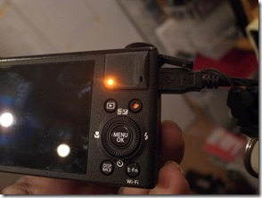 USB充電対応XQ1