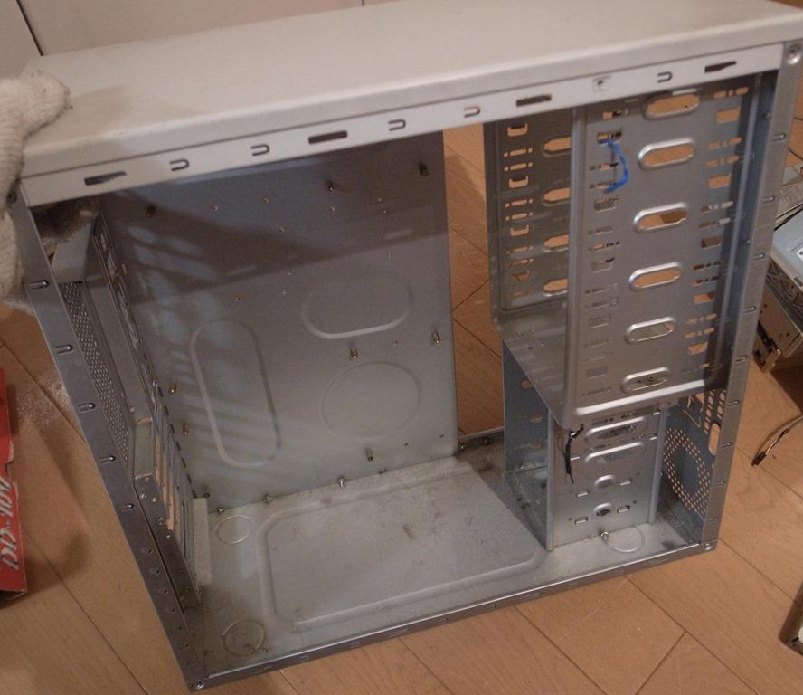 自作 パソコン 廃棄