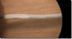 電極耐熱電線
